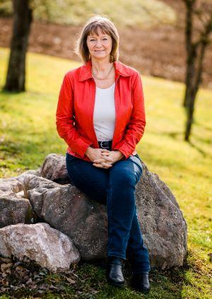 Marion Weiser unterstützt mit ihrer Körperarbeit Menschen