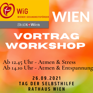 Atem-Vorträge - Workshops